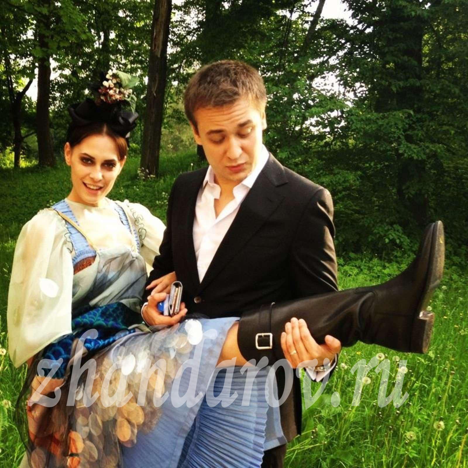 Андрей кузнецов актер личная жизнь фото жены и детей